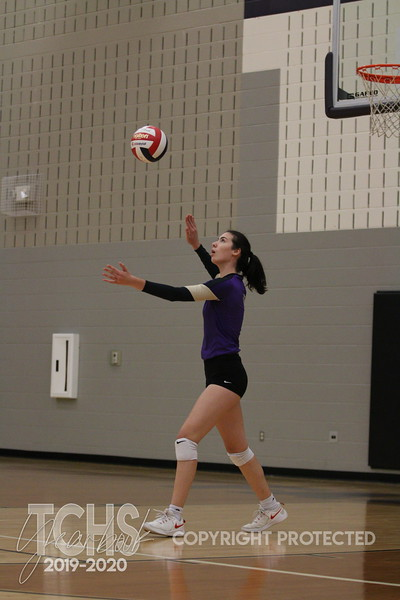 October 22, 2019 JV Volleyball vs Eaton