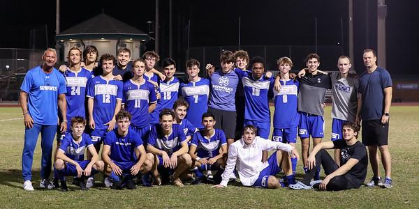 2.12.20 CSN Boys Varsity Soccer vs Kewsick Christian