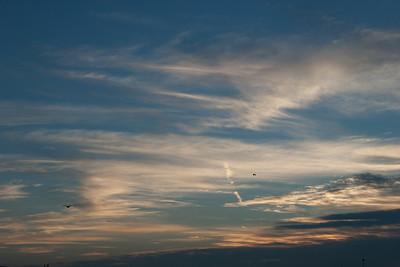hyannis sunrise wanderings