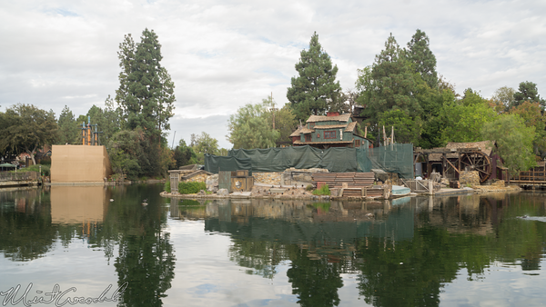 Disneyland Resort, Disneyland, Frontierland, Tom Sawyer Island, Tom, Sawyer