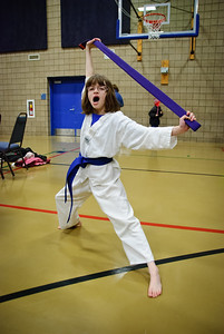 2011 Mar - Tae Kwon Do