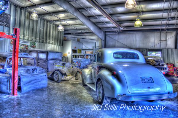 Garage Pics