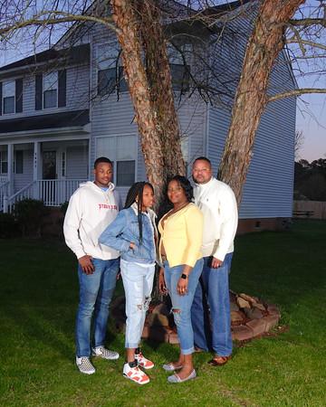 Boykins SR and Family Pics