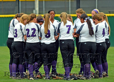 Regional Finals game two Lady Tigers vs Lone Oak Lady Buffs 5-23-14