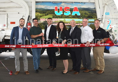 USA Hauling & Recycling - Solar Powered Natural Gas Fueling Station Grand Opening - June 12, 2019