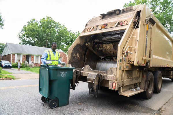 City of Memphis - Dept of Public Works (Sanitation)