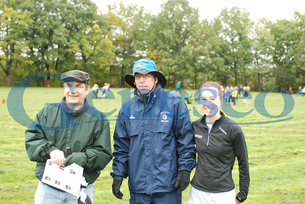 Women's Cross Country - Honoring Faculty