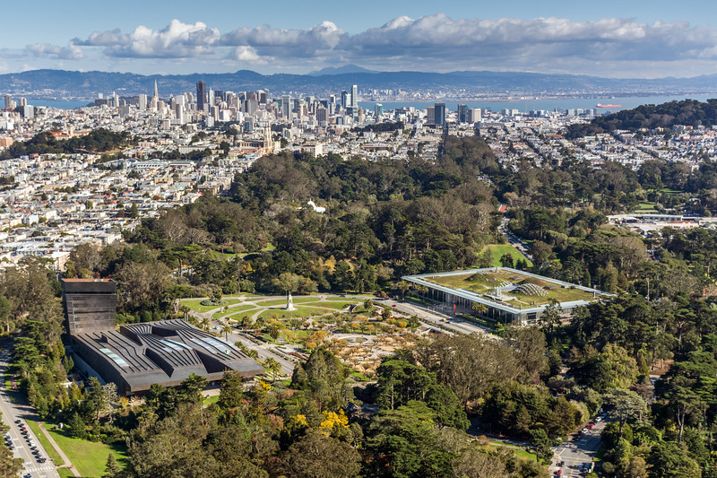 De Young to Downtown