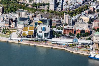 Terminal de croisière Port de Québec