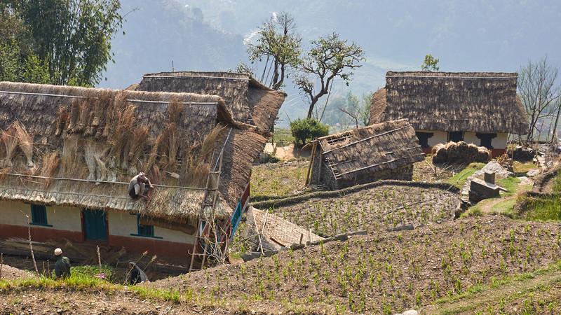 Den 19: Khebang - Tharpu