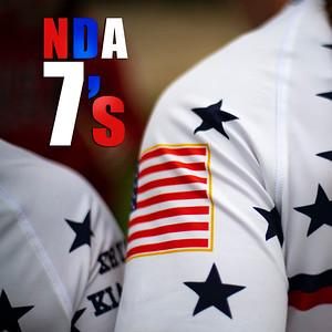 NDA 7s San Diego 2018