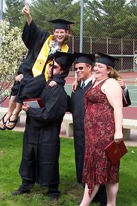 Marisa' Graduation from Cortland
