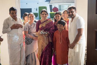 VijayChethana-HousewarmingPuja