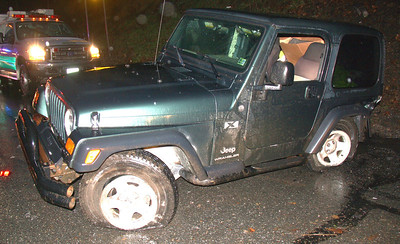 Two Vehicle Accident, SR309, Hometown (11-16-2011)