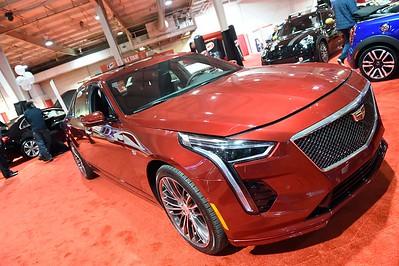 2019 Raleigh Auto Expo - Cadillac