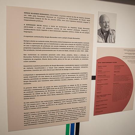 100 anos- Sergio Bernardes