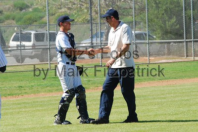 Varsity Baseball vs. CHS
