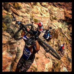 2015 10-01 Kokopelli ride with BPC crew