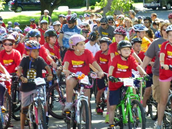 PMC Kid Rides