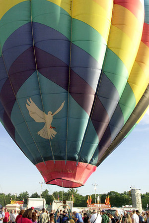 Hillsborough Balloon Festival 2007
