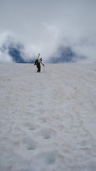 Interglacier Ski July 15 2012