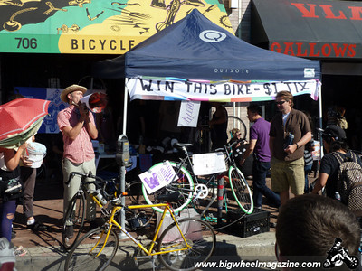 Win this bike from Bicycle Kitchen - CicLAvia 2011 - Los Angeles, CA - October 9, 2011