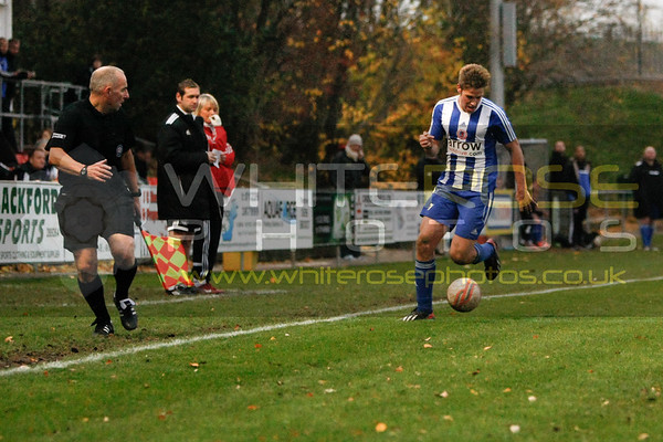 v Eccleshill United 30 - 11 -13 (home)