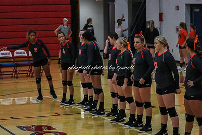 WEST HS VOLLEYBALL