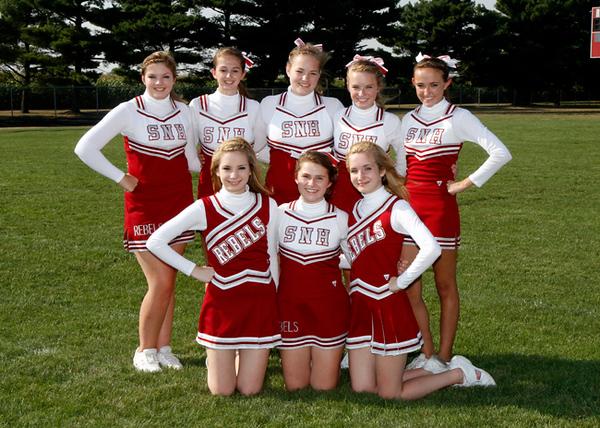 SN MS/HS Cheerleading 13-14