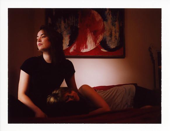 2006-09-09 - Polaroids w/Jenn & Alia (Pink Cow)
