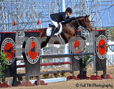 Fresno HT - Oct, 2015 -  Show Jumping