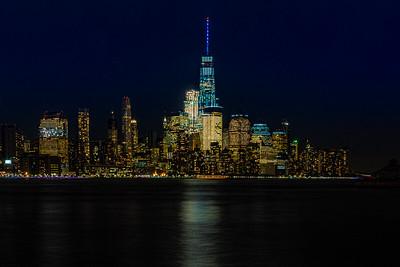 The City After Sundown