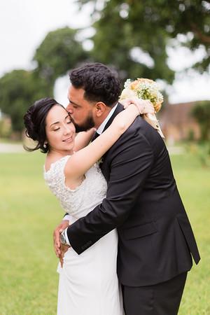 Vicky & Kevin Wedding