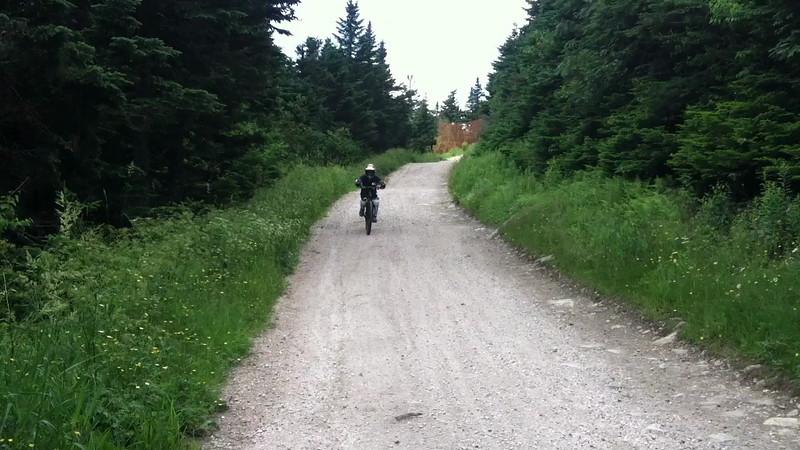 Mountain Biking Killington