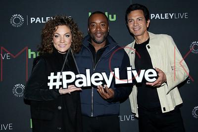 "NEW YORK, NY - NOVEMBER 29:  The ""Star"" PalyLive NY Premiere at The Paley Center for Media on November 29, 2016 in New York City."