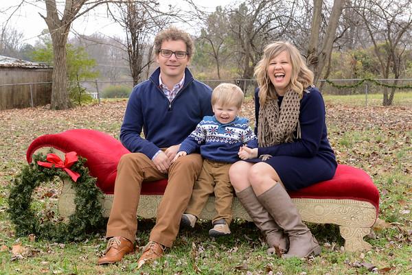 Bonner Family Christmas 2014