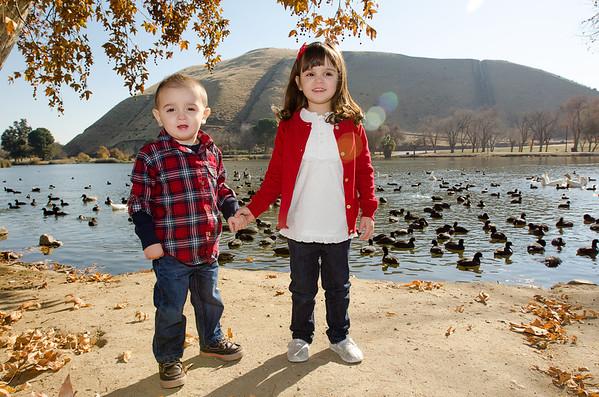 Addie & Liam - Hart Park