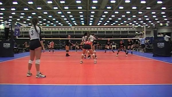 2013 USAV Girls' Junior National Championships