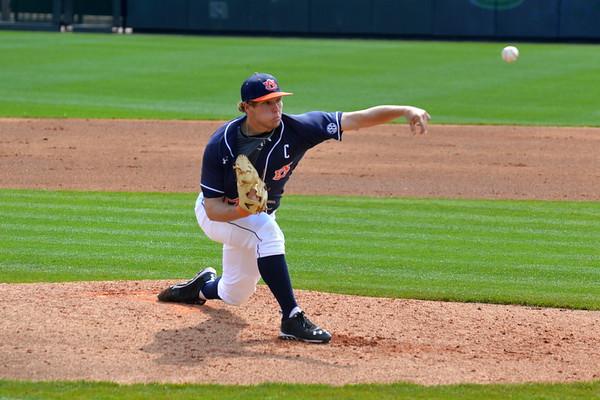 2014 Auburn Baseball vs Mercer