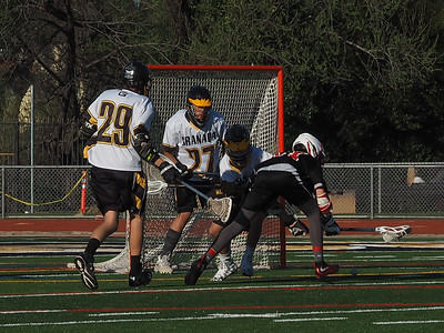 170314; GHS JV MEN'S LACROSSE (BELLA VISTA)