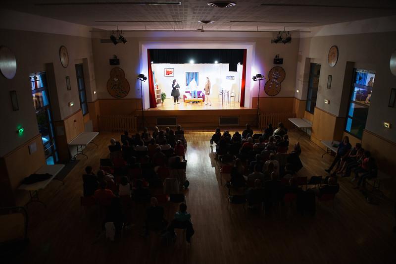 Théâtre - Tous en scène - Chevry 2013
