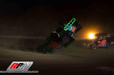 Thunder Mountain Speedway - 8/5/17 - Dylan Friebel