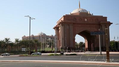 Travel; United Arab Emirates; Abu Dhabi; Hotel Emirates Palace;