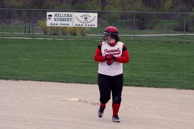 Girls JV Softball - 2010-2011 - 5/5/2011 Grant