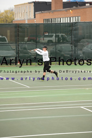 Boys Tennis vs New Prague