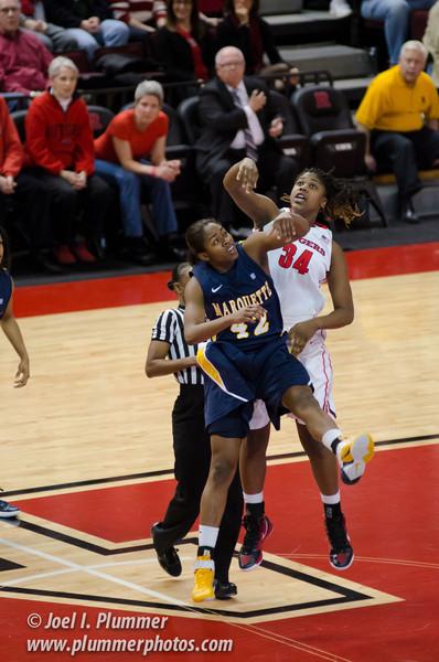 Rutgers Women vs Marquette 2012
