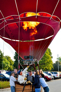 2009 Hot Air Balloon
