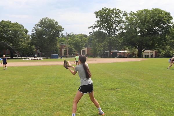 2019: Softball Camp