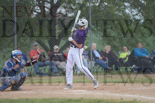 Baxter Baseball vs. GMG 6-19-19
