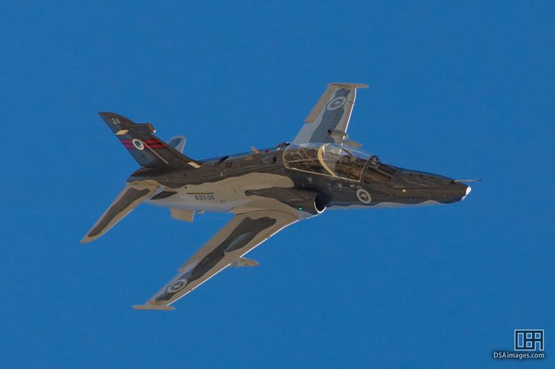 RAAF Hawk 127 Aircraft